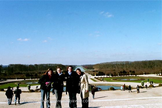 At Versailles